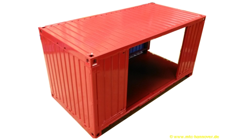 video container 009