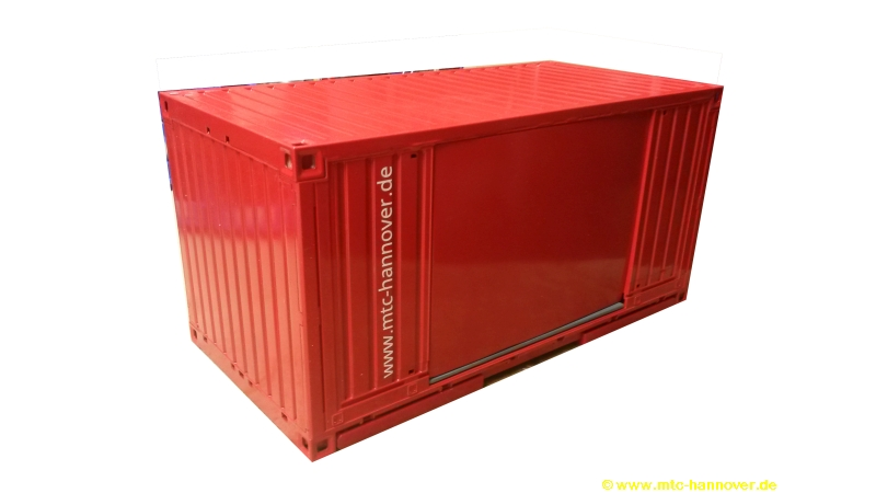 video container 027